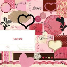 A2-product_Rapture-digital-scrapbooking-kit